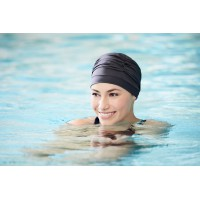 Wave swim cap(1033)